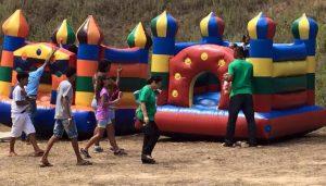 Aluguel de Brinquedos Infláveis em Salvador Ba e região